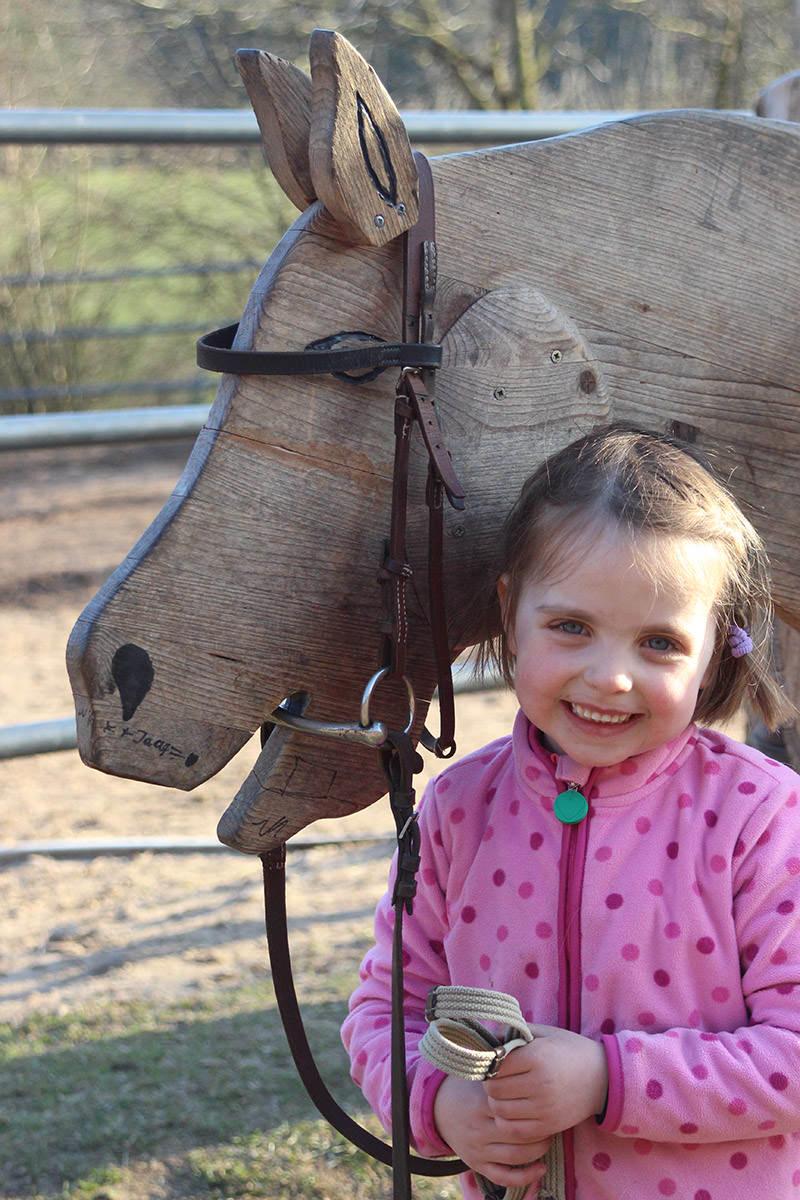 kindergeburtstag auf dem reiterhof